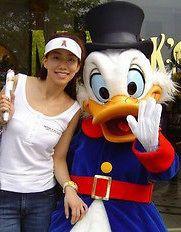 Donald Duck Mascot Costume Outfit Suit Fancy Dress SKU 1024852359 5