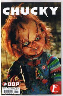 CHUCKY #1 B, V2, NM , Brian Pulido, Possessed Crazy Doll Killer