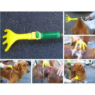 Doggiewasher Hand Held Dog Pet Washer Bath for Tub Sink Garden Hose
