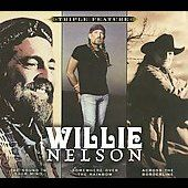 Willie Nelson Triple Feature CD