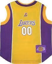 NBA Los Angeles Lakers Sports Pet Dog Jersey Tank (all)