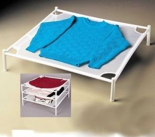 Whitney Design 4004 Sweater Laundry Clothes Stackable Drying Rack