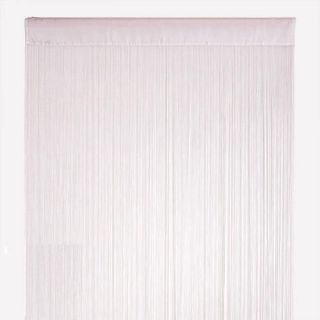 String Curtains White 3 W X 9 L 15 17 string per Inch. Make Wedding