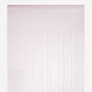String Curtains White 3 W X 9 L 15 17 string per Inch. Make Wedding