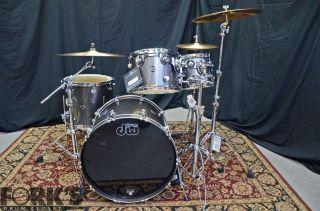 New DW Performance series drum set / Gun Metal Lacuqer