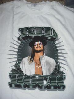 KID ROCK Sex, Drugs & Rock N Roll T Shirt **NEW
