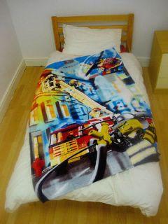 Lego City Fleece Blanket New Sealed (FREE P+P)