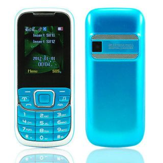band Dual/2 sim Cheap Cell Phone Low price mobile Spanish D900 Bu