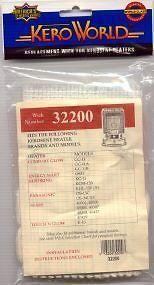 Kerosene Heater Wick 32200 Koehring
