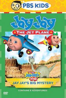 Jay Jay the Jet Plane   Jay Jays Big Mystery by Gina Ribisi