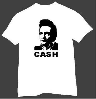 JOHNNY CASH AMERICAN COUNTRY MUSIC LEGEND T SHIRT
