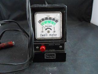 dwell meter