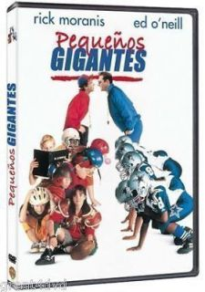 LITTLE GIANTS DVD R2 RICK MORANIS ED ONEILL SHAWNA WALDRON