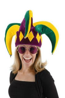 Royal Court Jester Hat Jester Costume Hat 9922