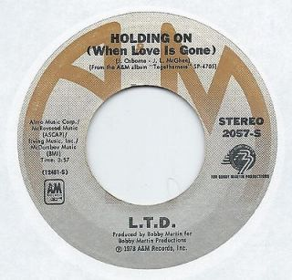 Holding On (When Love Is Gone) / Together Forever