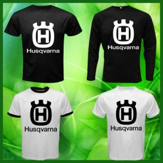 HUSQVARNA MOTORCYCLES men t shirt S M L XL XXL XXXL