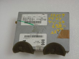 09 10 11 GM Satelite XM Radio Tuner Receiver OEM SAT Chevy GMC Pontiac