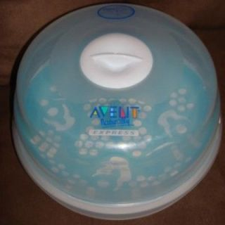 AVENT Naturally Express Microwave Baby Bottle Sterilizer