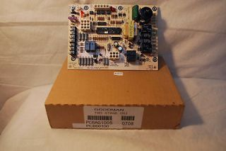 GOODMAN TWO STAGE DSI CONTROL BOARD # PCBAG100S