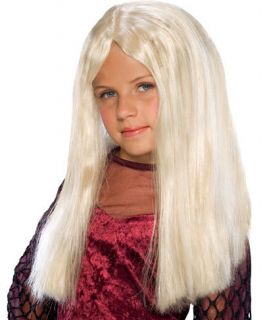 Girls Hannah Montana Halloween Costume Wig Accessory