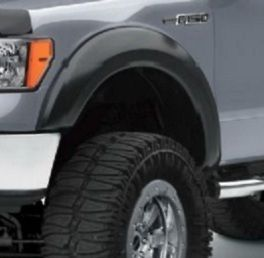 EGR USA Rugged Look Fender Flares Front & Rear Set 04 08 Ford F150