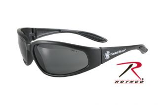 SMITH & WESSON 38 SPECIAL SUNGLASSES WITH SMOKE LENS