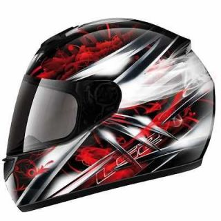 LS2 FF351 WOLF FULL FACE LIGHTWEIGHT MOTORCYCLE MOTORBIKE CRASH HELMET
