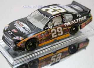 2011 Kevin Harvick #29 Bad Boy Buggies Realtree 164 Diecast
