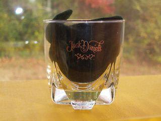 JACK DANIELS ROUND 1904 GOLD MEDAL GLASS
