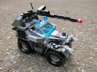 LEGO Combat Truck with massive gun 7623 7622 7627 7628 7626 7620 7197