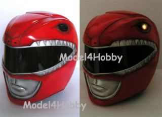 Lighten up Mighty Morphin Power Rangers RED Ranger 1/1 Scale