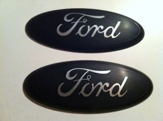 Newly listed 2004 13 Ford F 150 550 Gril le/Tailgate Emblem,FLAT MATTE