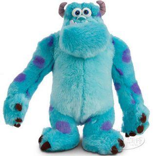 Disney Pixar Monsters Inc SULLEY Large Stuffed Plush Doll Monsters