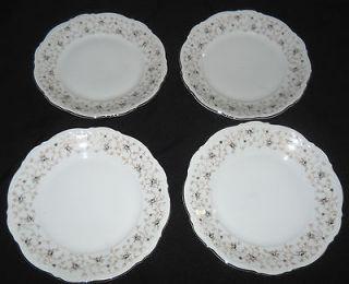 Mitterteich * Lady Linda Salad Plates * Bavaria Germany