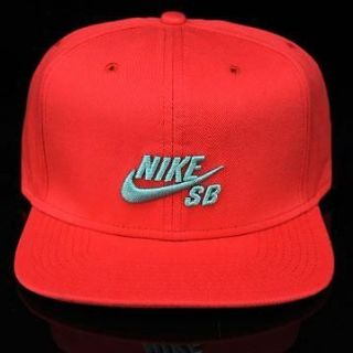 Nike SB Icon Snapback Hat 484592 275 484592 018 484592 620