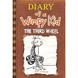 Wheel (Diary of a Wimpy Kid, Book 7) by Jeff Kinney, Hardcover 2012