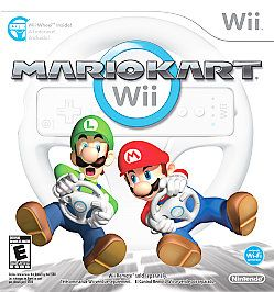 Newly listed Mario Kart (Wii, 2008) INCLUDES CASE GAME MANUAL