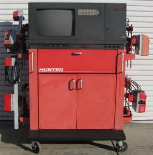 h111 alignment machine