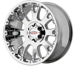 20x9 Moto Metal MO956 Chrome Wheel/Rim(s) 7x150 7 150 20 9