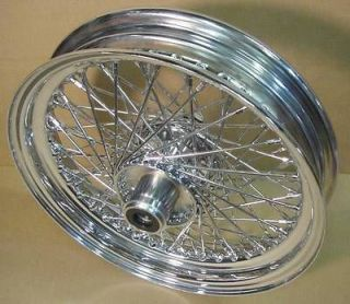 New 80 Spoke Front Wheel 4 Harley Heritage or Fatboy