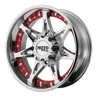 18x10 Moto Metal MO961 Chrome Wheel/Rim(s) 5x139.7 5 139.7 5x5.5 18 10