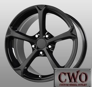 17 Chrome Replica Grand Sport Wheels 5x4.75 5 Lug Corvette