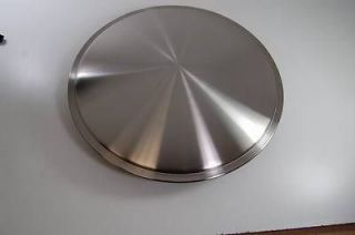 14 Racing Disc Wheel Hub Caps Hubcaps Wheel Covers Stainless Set of 4