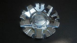 Zinik Z26 Wheel Rim Aftermarket Chrome Center Cap Z26 2295 CAP LG0708