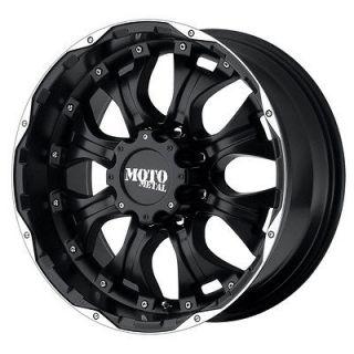 20x10 Moto Metal MO959 Black Wheel/Rim(s) 6x135 6 135 20 10