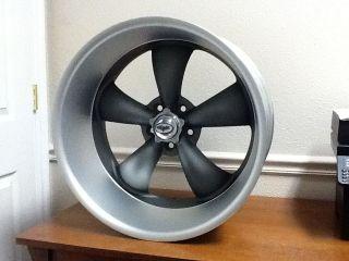 17x7 8 Coys C 5 MATT GREY Wheels Chevy S 10, NOVA 64 88