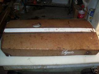 MONTGOMERY WARD SQUIRE B 110 B 112 HOOD
