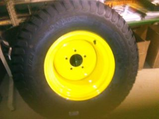 MULTI TRAC C/S 4PLY REAR TIRE WITH RIM   FITS JOHN DEERE GATOR