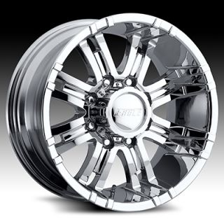 AMERICAN EAGLE 197 CHEVY JEEP WRANGLER COMMANDER CHROME WHEELS RIMS