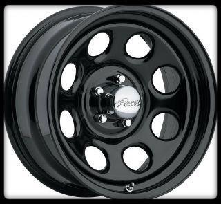 297B Soft 8 5x4 5 Jeep Wrangler Ford Explorer Black Wheels Rims